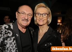 Nicole en Hugo even terug op het podium in Lier