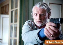 Filip Peeters werd acteur om de stoere uit te hangen