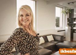 Lesley-Ann Poppe speelt overtollige kilo's kwijt
