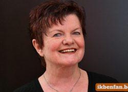 Janine Bischops is nog niet uitgespeeld in Familie
