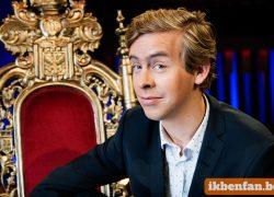 Jonas Van Geel is miljonair