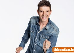 Zoon Koen Wauters schittert in musical